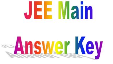 JEE mains Answer key 2014,IIT JEE mains Answer key 2014,JEE Solved question paper 2014,JEE mains Solved question papers 2014,JEE mains 2014 answer key & Solutions