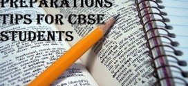 Preparation Tips for CBSE 12 Class Exam 2015 : All Subjects
