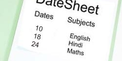 CBSE Board 12th Class 2015 Date Sheet & Syllabus