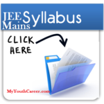JEE Mains Syllabus and exam pattern for students
