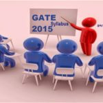 GATE 2015, GATE Exam 2015, GATE Syllabus exam 2015