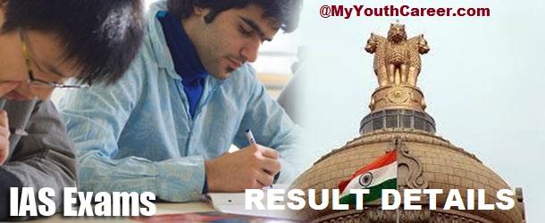 IAS Exam Result 2014
