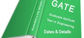 GATE Exam Dates 2015 & GATE 2015 Eligibility Criteria