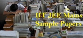 IIT JEE Mains Sample Papers 2015 : Download Here