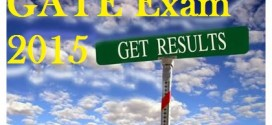 GATE Exam 2015 Announced Result Details & Dates Here