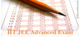 IIT JEE Advanced Exam 2015 Answer keys & Solutions