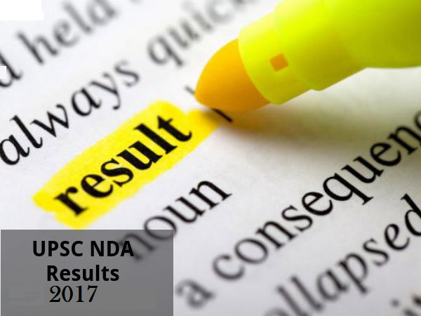 NDA 1 Exam Result 2017, NDA 1 Result 2017, NDA 1 & NA 1 Result 2017, Indian army exam results, NDA NA 1 Result dates 2017, Results of NDA 1