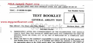 NDA 2 Exam 2016,NDA 2 & NA 2 Sample papers 2016,NDA 2 Sample paper 2016,NDA previous year question papers,NDA 2 mock test papers 2016,NDA 2 Exam guess papers 2016