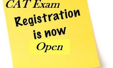 CAT Registration is open, CAT Exam registration forms 2014