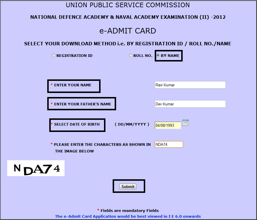 NDA 1 Admit Card 2014, NDA Admit Card 2014,NDA 1 Admit Card 2014 Details,NDA 2014 Admit Card,NDA Hall Ticket download details