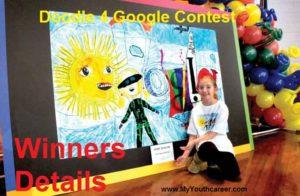 Doodle 4 Google U.S. Winner 2018 & National Finalists
