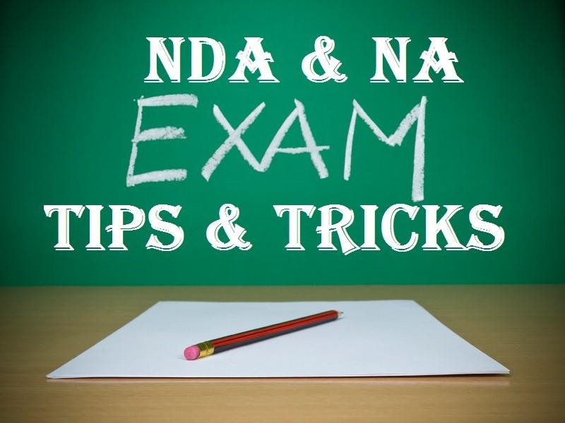 NDA 2 Exam 2018 preparation tips, NDA & NA Exam 2018 Tips,How to prepare NDA exams 2018,Tips for NDA Exams 2018,NDA & NA Exam 2018 tips & tricks