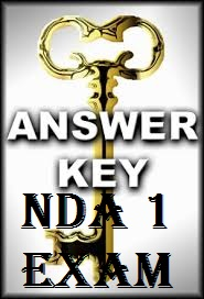 NDA 2 & NA 2 Answer key 2019,NDA & NA 2 exam Answer keys,NDA 2 cutoff marks details 2019,NDA written exam answers 2019,NDA exam solutions 2019