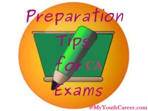 CA Exams preparation tips, TIPS for CA Exams,Tricks for CA Exams