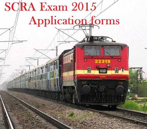 SCRA Exam application forms