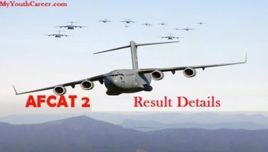 AFCAT 2 2016 Result, AFCAT 2 Exam Result 2016, AFCAT 2 2016 Result details, AFCAT 2 2016 Important dates, AFCAT 2 2016 Selection Procedure