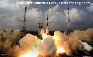 ISRO recruitment 2017 For Engineers, ISRO recruitment 2017 For Scientists, How to Apply for ISRO
