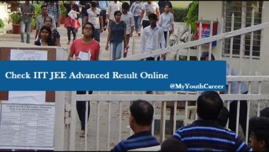 IIT JEE Advanced Result 2017, IIT JEE Advanced Result 2017 Online, JEE Advanced result 2017, Where to find JEE result 2017, JEE Advanced result on 11 June